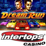 New Dream Run Race Car Slots Game at Intertops