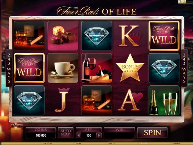 Casino LaVida :: The Finer Reels of Life video slot - PLAY NOW!