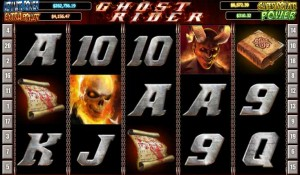 EuroGrand Casino :: Ghost Rider video slot - PLAY NOW!