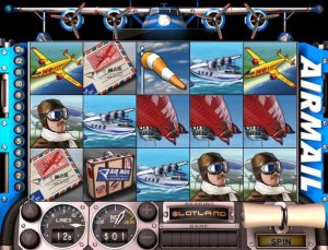 New 'Airmail' Game at Slotland Puts Players in Control with New Re-spin Feature