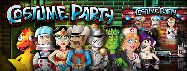 Slots Capital Casino :: Costume Party slot - PLAY NOW!