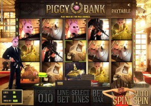 Tropezia Palace Casino :: Piggy Bank 3D slot game - PLAY NOW!