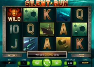 ComeOn Casino :: Silent Run video slot - PLAY NOW!