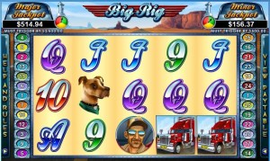 Lucky Club Casino :: Big Rig slot - PLAY NOW!