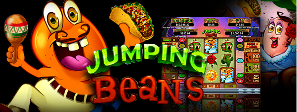 Sloto'Cash Casino :: Jumping Beans slot - PLAY NOW!