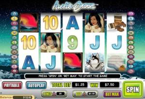 New video slot – Arctic Queen :: Miami Club Casino