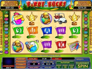 Lucky Club Casino :: Birdy Bucks slot - PLAY NOW! (US Players Welcome!)