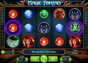 Mr.Green Casino :: Magic Portals video slot - PLAY NOW!