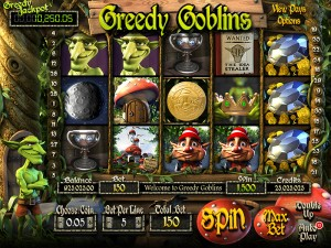 7Red Casino :: GREEDY GOBLINS 3D slot game - PLAY NOW!