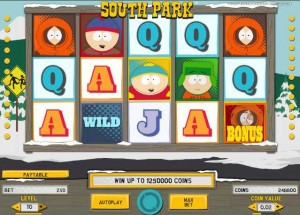 Unibet Casino :: South Park™ video slot - PLAY NOW!