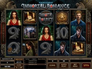Crazy Vegas Casino :: Immortal Romance Freeroll Tournament
