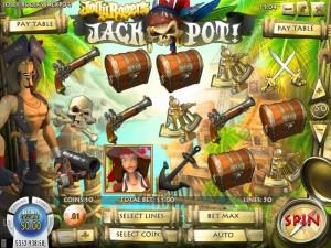 Tropezia Palace Casino :: Jolly Roger's Jackpot video slot - PLAY NOW!