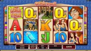 All Slots Casino :: Rhyming Reels-Georgie Porgie video slot - PLAY NOW!