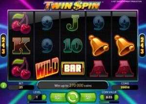 Monte-Carlo Casino :: Play Twin Spin NOW!