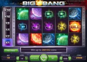 Jetbull Casino :: Big Bang video slot - PLAY NOW!