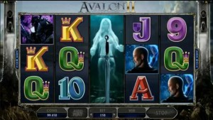 Golden Riviera Casino :: NEW Video Slot - Avalon 2: The Quest for the Grail :: PLAY NOW!
