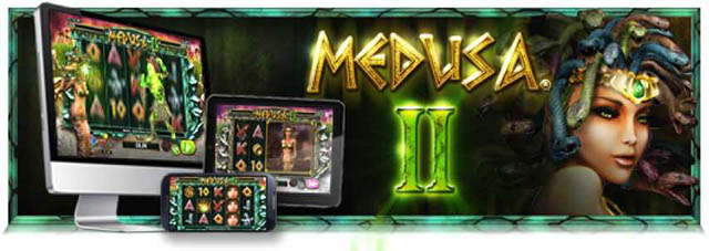 Mr Green Casino :: Medusa 2 video slot - PLAY NOW!