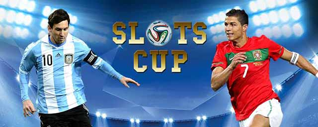 EUcasino :: The Slots Cup 2014 - PLAY NOW!