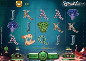 Mr Green Casino :: The Wish Master™ video slot - PLAY NOW!