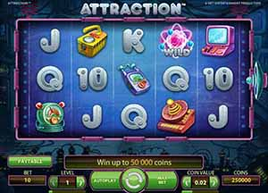 Mr Green Casino :: Attraction online slot - PLAY NOW!