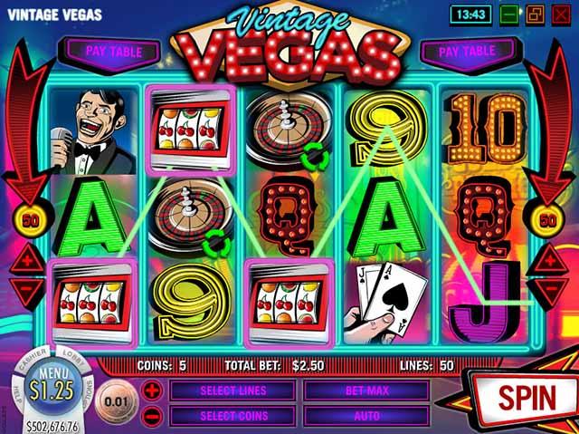 Tropezia Palace Casino :: Vintage Vegas video slot – PLAY NOW!