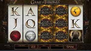 RED FLUSH CASINO ::  Game of Thrones™ online slot - PLAY NOW!