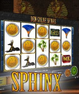 CasinoClub :: Sphinx online slot :: PLAY NOW!