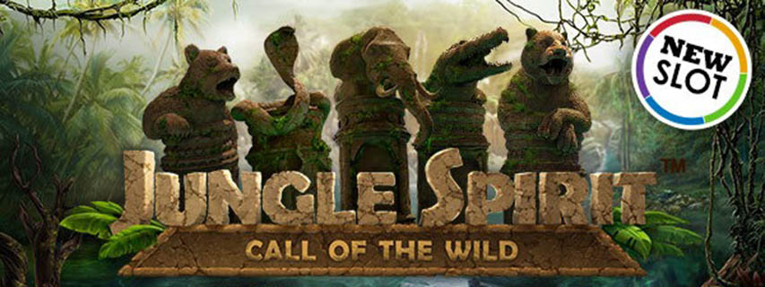 SlotsMillion Casino :: NEW Online Slot :: Jungle Spirit: Call of the Wild™ :: PLAY NOW!