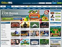 Play Casino Games at William Hill Casino Club